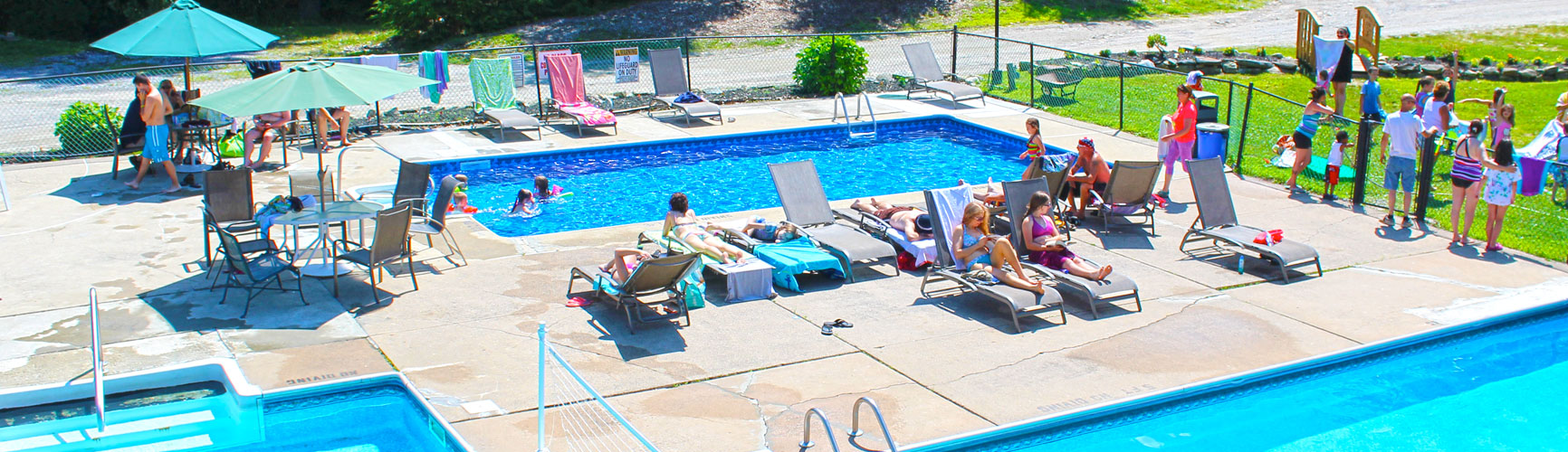 Hemlock Hill Camp Resort Pool