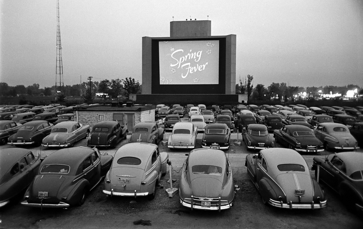 Drive-In Movie Weekend